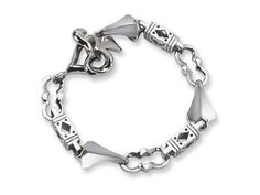 Chisel Stainless Steel Polished Bracelet - 8 inches Finejewelers. $37.99. Free Chisel Jewelry Packaging. Guaranteed Authentic from the Chisel designer line