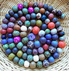 Krobo beads from Ghana West Africa