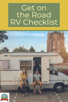 Important and Handy RV Camping Checklist: Information you need to know when preparing to purchase a new RV and especially when