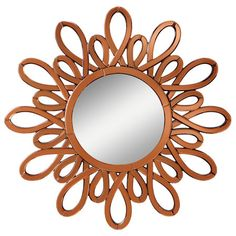I pinned this Kichler Chantal Wall Mirror from the Fabulous Furniture event at Joss and Main!