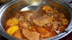Spezzatino di Vitello - Veal Stew