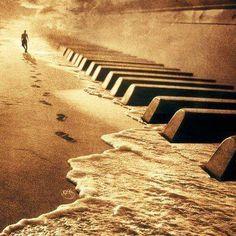 La poesia è la memoria bagnata dalle lacrime.  La musica è la memoria del mare.    Asturias Miguel Angel