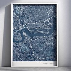 Personalised Map Of The Stars Medium Size Print  Star and Printing
