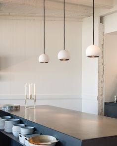 Lighting for small kitchen Led Bolster By Modular Lighting Instruments Small Kitchen Pinterest 127 Best Kitchen Lighting Ideas Images Kitchen Ideas Kitchen