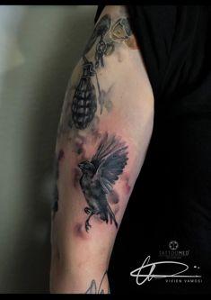 Ink Man Tattoo Studio Budapest #inkmantattoo #inkmantattoostudio #tattoo #tattoos #blacktattoo #colortattoo #armtattoo #tetoválás #birdtattoo Budapest, Man, Tattoo Artists, Watercolor Tattoo, Piercing, Tattoos, Piercings, Tatuajes, Tattoo