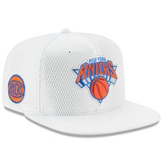New York Knicks New Era Youth 2017 NBA Draft Official On Court Collection 9FIFTY  Snapback Hat 4d452182b6e