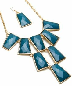 2LUV Women's Tiered Colored Stone Necklace Blue Os(KPN4047TL) 2LUV http://www.amazon.com/dp/B00HJC1QKK/ref=cm_sw_r_pi_dp_qnnMtb0WSJ6YE0Z3