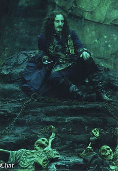 Jason Isaacs as Captain Hook, who is one of the most glorious, sympathetic villains ever to grace the page - you'd go mental too if a child kept kicking you and your pirate friends' butts. And if you didn't have a mother who left the window open.