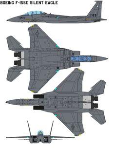 Boeing F-15SE Silent Eagle by bagera3005 on DeviantArt