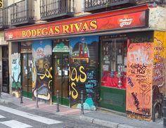 Bodegas Rivas - C/La Palma, 61 - Madrid