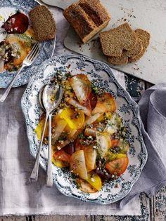 Vegan Beetroot Carpaccio | Vegetable Recipes | Jamie Oliver