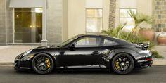 Porsche 911 Turbo (991) with HRE Wheels