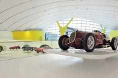 Enzo Ferrari Museum / Jan Kaplický - Future Systems