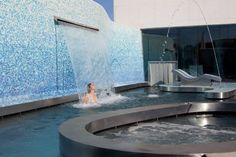 Pool SPA, Las Arenas Hotel, Valencia Hotels And Resorts, Valencia, Pool Spa, Outdoor Decor, Home Decor, Hotels, Sands, Decoration Home, Room Decor