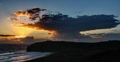 Camaret (Bretagne/France) - Sonnenuntergang