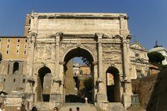 The Roman Forum! - Rome, Italy