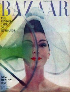 Harper's Bazaar July 1959