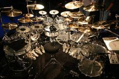 thomas lang drum set