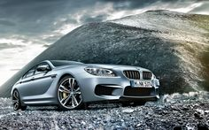 BMW M6 Gran Coupe Wallpaper