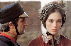 """Francois Truffaut, Isabelle Adjani: """"The Story of Adele H Adele, I Movie, Movie Stars, Francois Truffaut, French New Wave, Isabelle Adjani, French Movies, Still Picture, French Actress"""