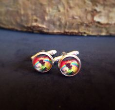A personal favorite from my Etsy shop https://www.etsy.com/uk/listing/385699658/rainbow-rock-band-cool-wedding-festival