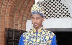 Teenage King of Uganda
