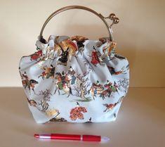 Handmade Japanese style bag
