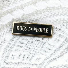 Dogs People Pin dog lover enamel pin gifts for dog Dog Lover Gifts, Dog Gifts, Vet Assistant, Avoid People, Thing 1, Dog Pin, Pin And Patches, Hard Enamel Pin, Best Friends Forever