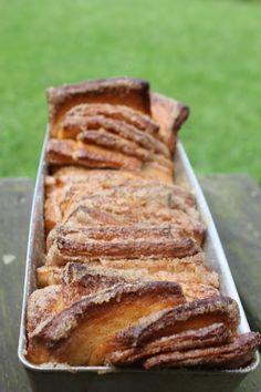 Kanelbollekake i brødform – Bollefrua
