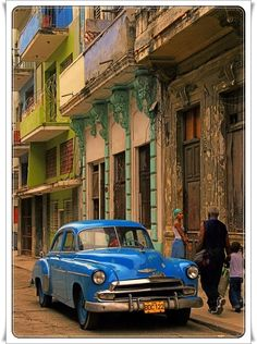 Küba Chevrolet