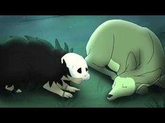Amikor a Halál szerelmes lesz az Életbe - gyönyörű animációs kisfilm! <3