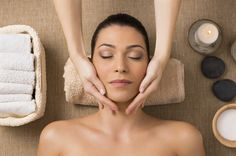 Facial Massage At Spa. Beautiful Latin Woman Getting Facial Massage At Spa , Facial Treatment, Spa Treatments, Massage Pictures, Facial Pictures, Facial Pics, Technique Massage, Homemade Acne Treatment, Wrinkle Remedies, Skin Products