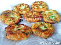 Chiftele de cartofi reteta Vegetable Recipes, Vegetarian Recipes, Healthy Recipes, Baby Food Recipes, Dessert Recipes, Healthy Diners, Air Frier Recipes, Meat Steak, Romanian Food