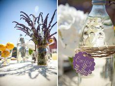 Love the cute lavender tag!