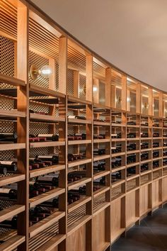 St Hugo Wine Cellar, Barossa Valley, South... - Fine Interiors