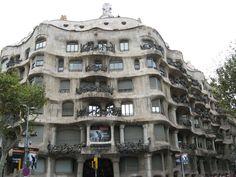 La Padrera Barcelona Spain