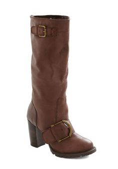 Missoula You Much Boot, #ModCloth  Oh I want these boots!