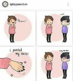 this is cute omfg Lgbt Memes, Funny Memes, Hilarious, Dan And Phil Fanart, Daddy's Little Girl Quotes, Transgender Ftm, Dan And Phill, Pansexual Pride, Lgbt Love