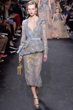 Elie Saab haute couture autumn/winter '16/'17 - Vogue Australia