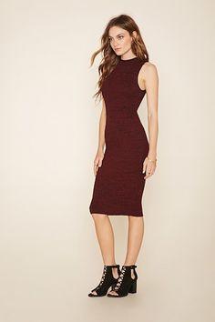 Contemporary Midi Dress