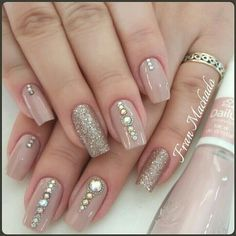 Best ideas for nails ideas desing nailart beautiful Elegant Nails, Stylish Nails, Trendy Nails, Nude Nails, Pink Nails, Gel Nails, Perfect Nails, Gorgeous Nails, Luxury Nails