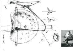 Mezzadro Sketch