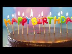 ΕΥΧΕΣ ΓΕΝΕΘΛΙΩΝ - YouTube Happy Bday Wishes, Happy Birthday Tony, Happy Birthday Cake Images, Happy Birthday Wallpaper, Happy Birthday Quotes, Birthday Songs, Kids Birthday Cards, Christmas Birthday, Birthday Party Decorations