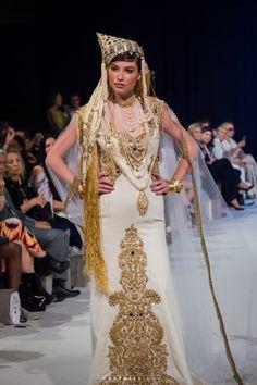 Robe Constantinoise - Menouba Couture
