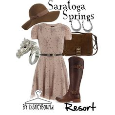 Saratoga Springs    I would wear all of this