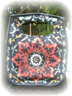Bolsa de mão mandala