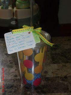 Great Teacher Aide gift idea for Teacher Appreciation week