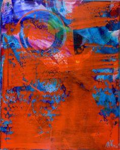 "Saatchi Art Artist Nestor Toro; Painting, ""The Playground"" #art"