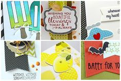 Reverse Confetti and StampNation challenge!  www.thestampnation.com