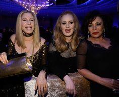 The Main Event Barbra Streisand | Barbra Streisand Photo - 85th Annual Academy Awards - Governors Ball